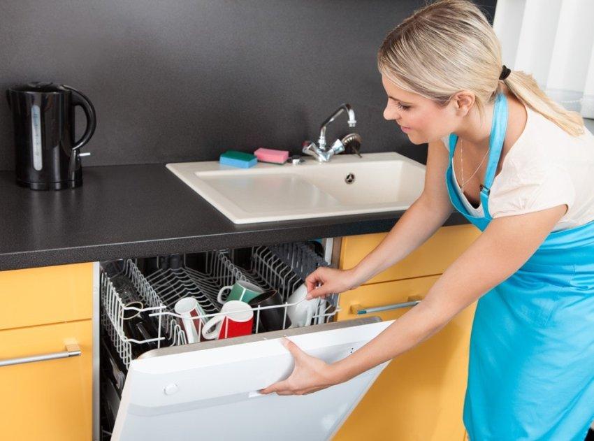 Посудомоечная машина требует использования воды с определенной жесткостью, чтобы эффективно и долго работать