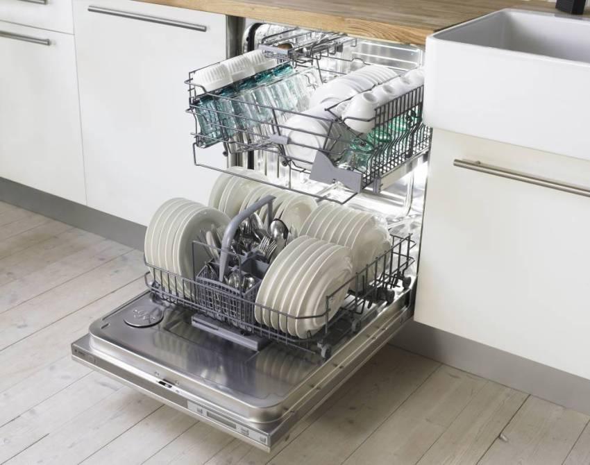 Выбирая посудомоечную машину, желательно знать о функциях и программах, которые она способна выполнять, в зависимости от типа, они могут сильно отличаться друг от друга