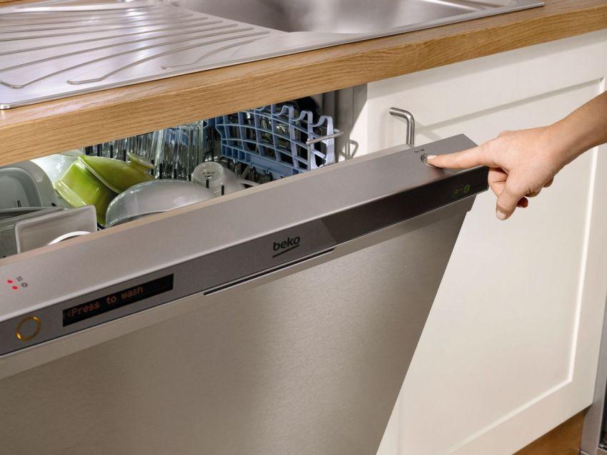 Сушка в посудомоечной машине делится на несколько вариантов: конденсационный, конвенционный, интенсивный
