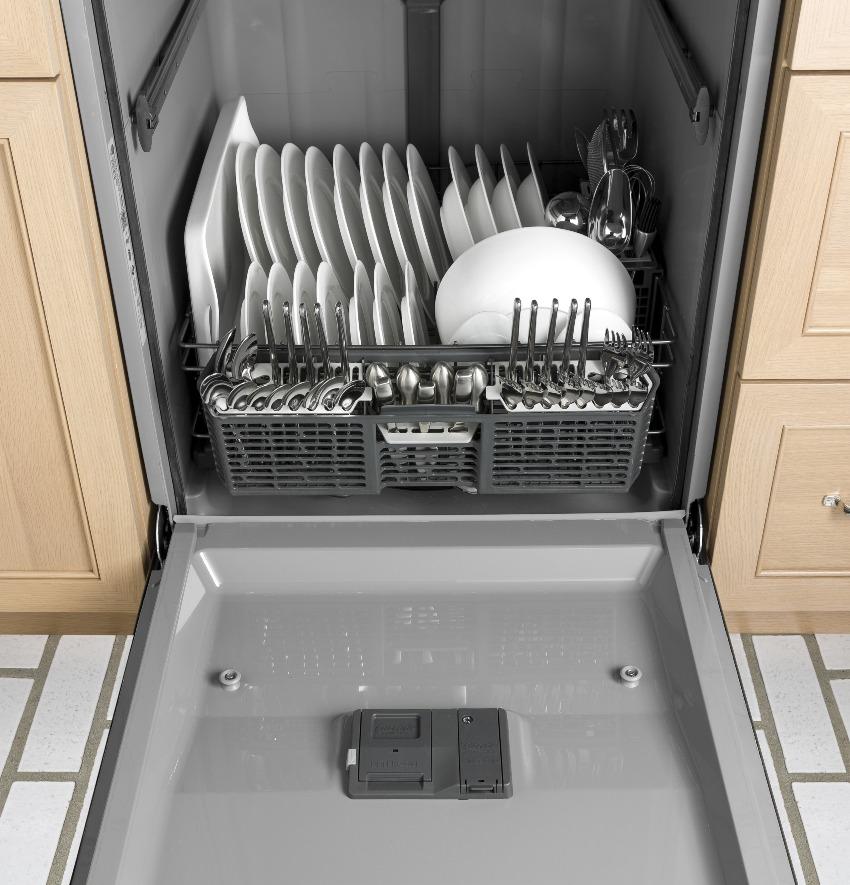 Встраиваемые посудомоечные машины — кухонная техника, популярность которой постоянно растет