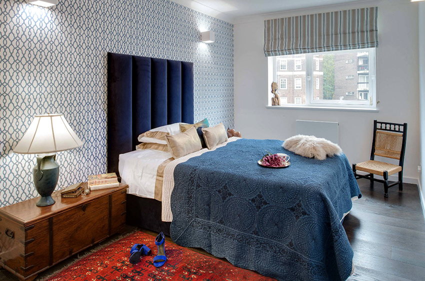 Мебельный рынок предлагает обширный ассортимент мягких изголовий для кроватей