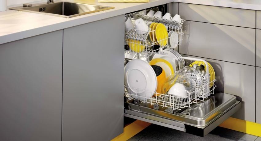 Размеры встраиваемой посудомоечной машины: выбираем технику исходя из её габаритов 1