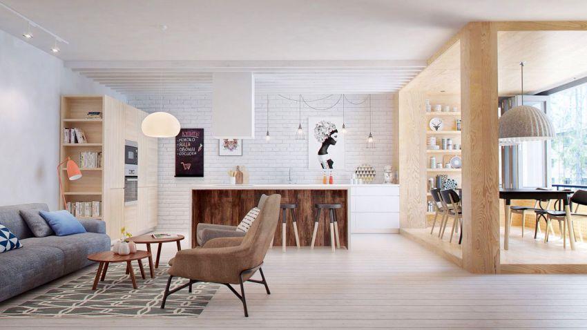 Используя 3D программу для интерьера можно легко спроектировать дизайн квартиры, комнаты или любого другого помещения