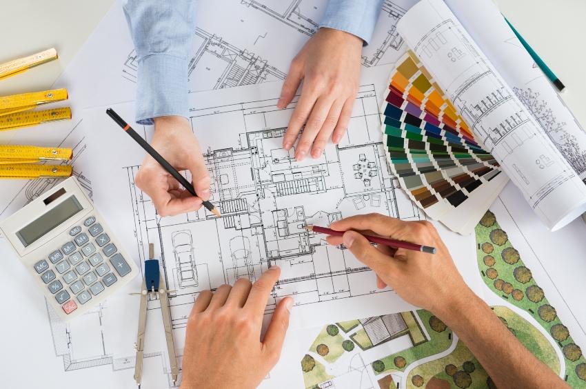 На заключительной стадии дизайн-проекта клиент получает все необходимые технические чертежи, которые существенно облегчат реализацию утвержденного интерьера