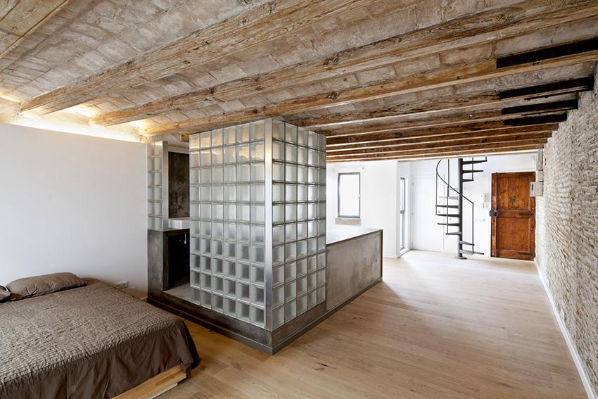 Самые распространенные формы стеклоблоков – это квадратная и прямоугольная