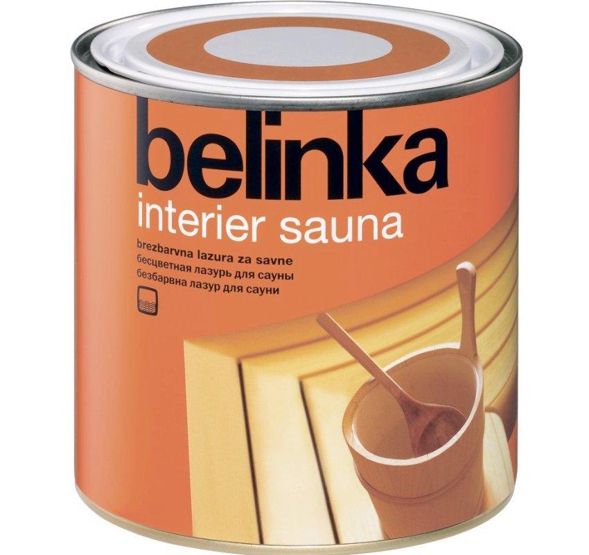 Производитель Belinka выпускает широкий ассортимент антисептических средств различного назначения