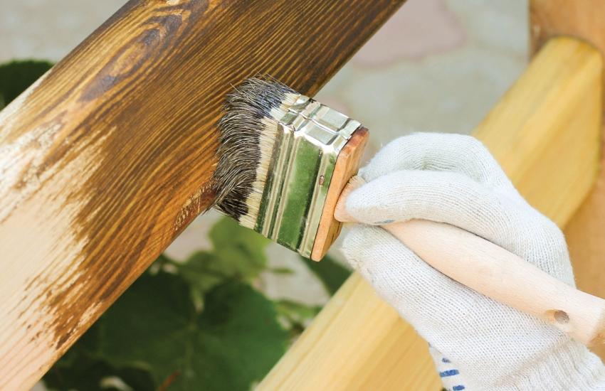 Антипирены обеспечивают древесине защиту от возгорания