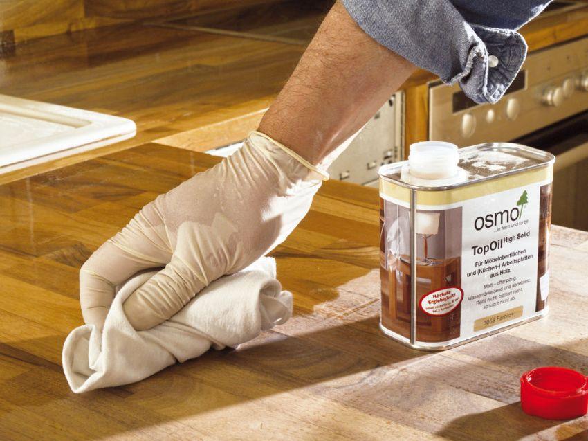 Не рекомендуется использовать пропитку, предназначенную для внешних работ, для обработки внутренних поверхностей