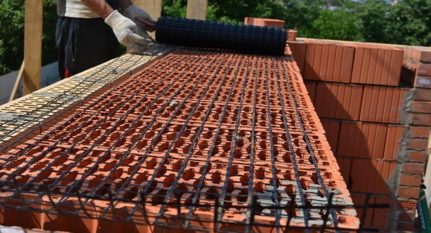 Армирующая сетка для кладки из базальта приобретает все большую популярность