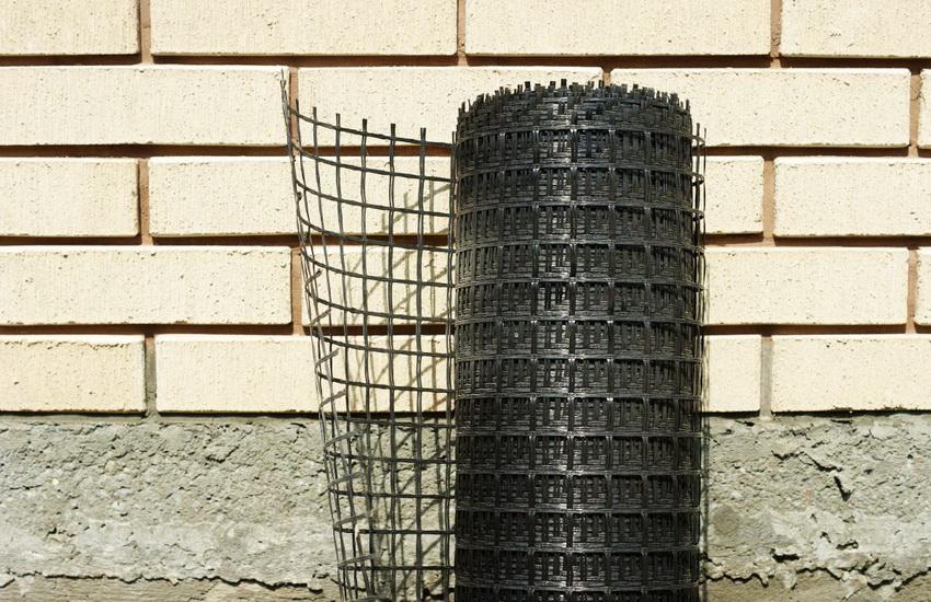 Одно из преимуществ кладочной сетки из базальта - невысокая стоимость