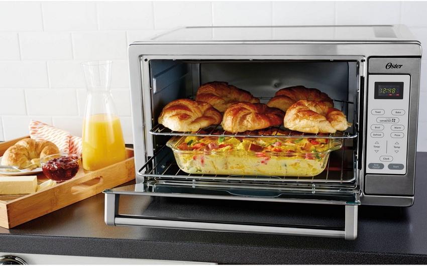 Перед тем как выбрать духовку следует определиться какое количество пищи и насколько часто планируется в ней готовить