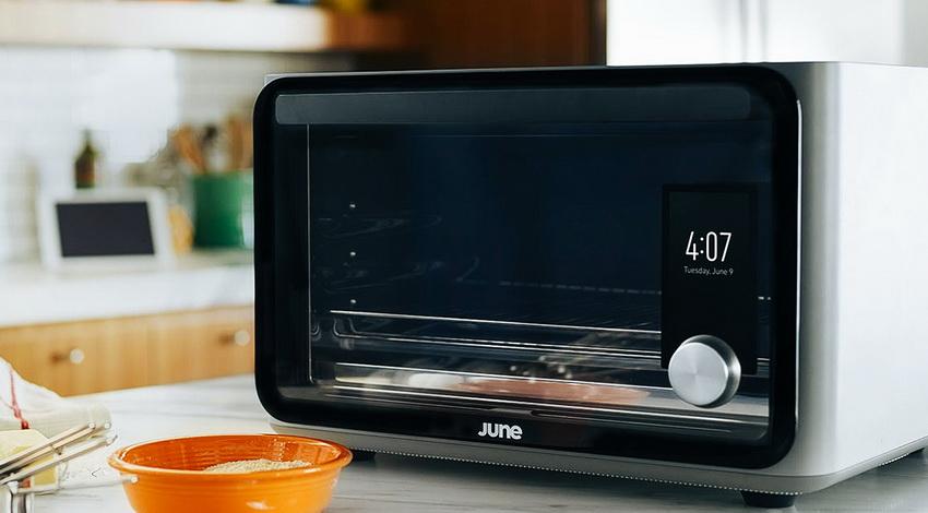 Умная мини-печь June Oven разработанная в Apple