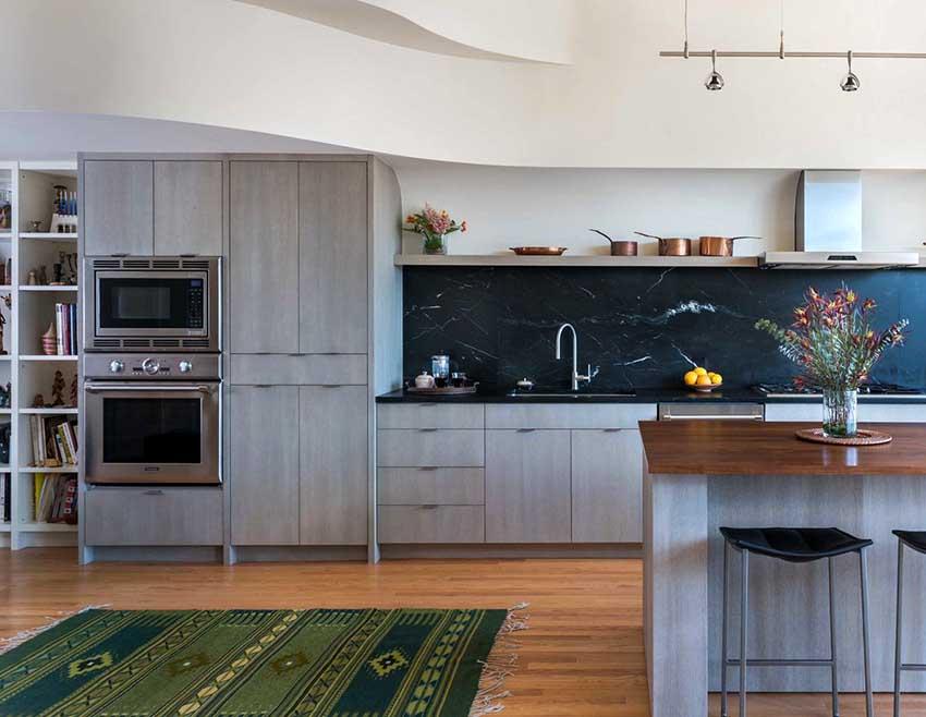 Встраиваемые газовые духовки можно размещать на разной высоте и в любом месте