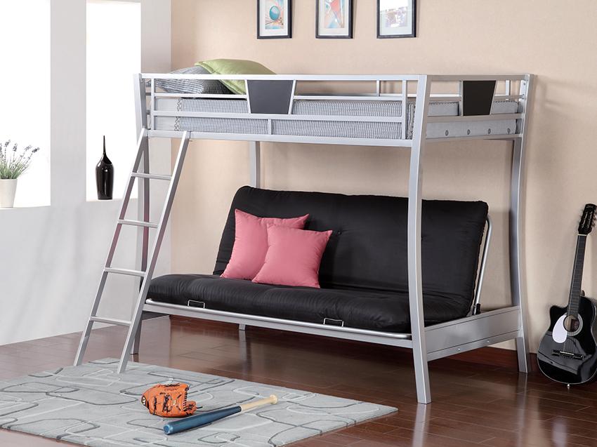Кровать должна гармонично вписываться в общий стиль интерьера