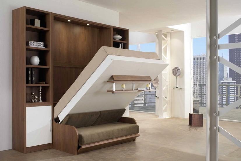 Кровати-трансформеры от ИКЕА обладают интересным дизайном и удобной конструкцией