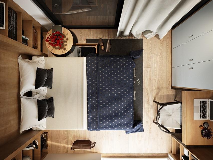Предварительное составление дизайн-проекта позвоит функционально использовать каждый сантиментр пространства