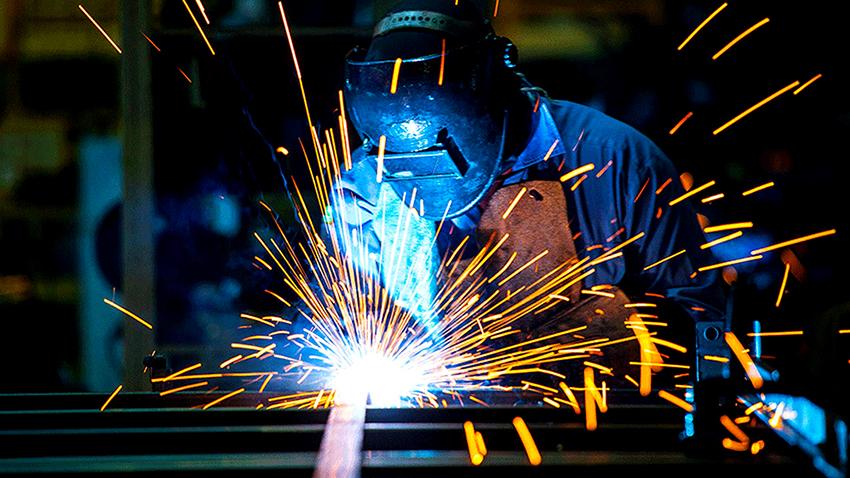 От качества сварочных работ зависит внешний вид и надежность мангала