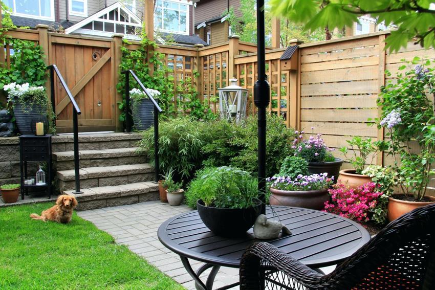 Палисадник перед домом: идеи дизайна и оформление своими руками