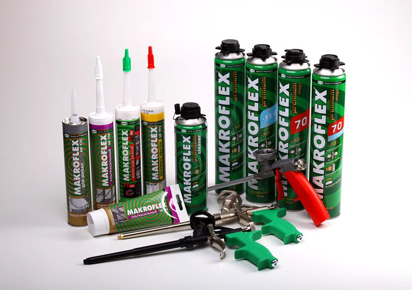 Благодаря хорошему соотношению цены и качества, пена Makroflex пользуется большим спросом