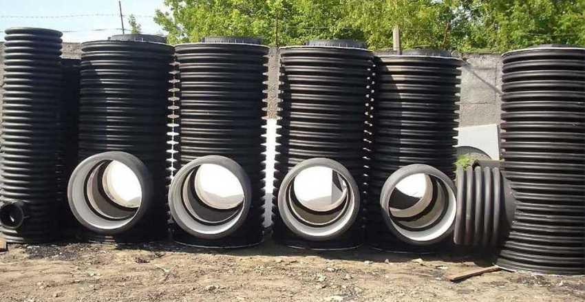 """Востребованой компанией в сфере производства пластиковых систем водоотведения и коммуникаций является """"Экосистем"""""""