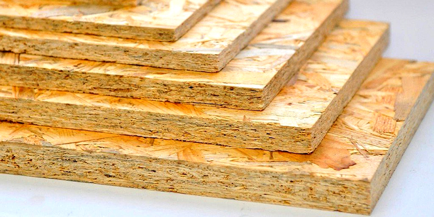 Древесно-стружечные подложки идеально подходят для бетонных и деревянных полов