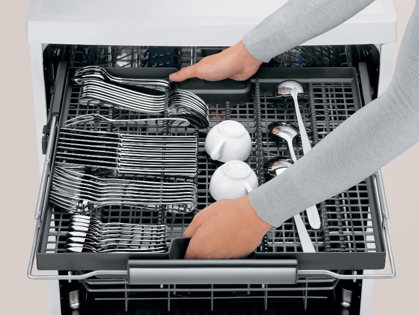 Выбирая посудомоечную машину следует учитывать количество человек в семье и предполагаемый ежедневный объем грязной посуды