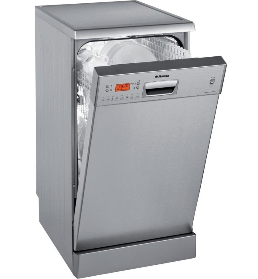 Посудомоечные машины бренда HANSA находятся в бюджетном ценовом диапазоне