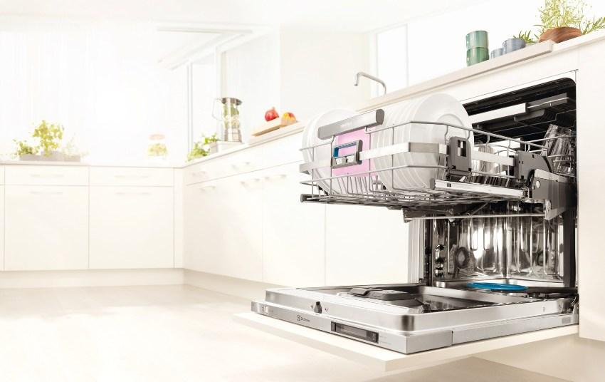 Посудомоечные машины Electrolux отличаются своей тихой работой