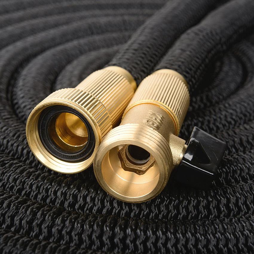 Нейлоновый шланг обладает повышенной гибкостью, легкостью и износоустойчивостью