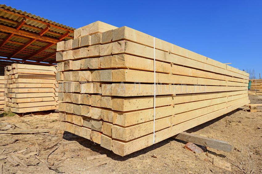 Строительные материалы из дерева используются для возведения деревянных домов, бань и других пристроек