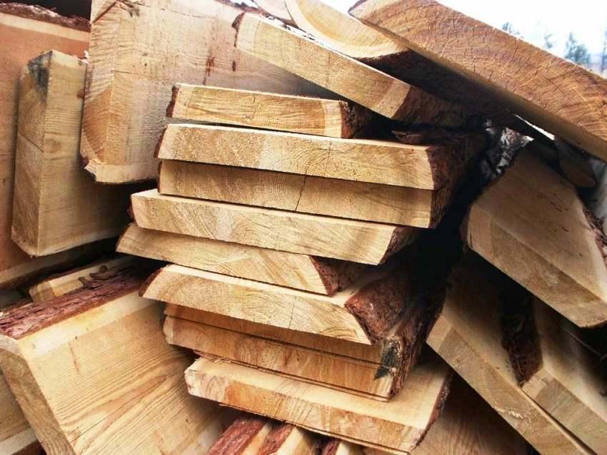 При расчетах больших партий деревянных стройматериалов способом определения объема берут метод выборок