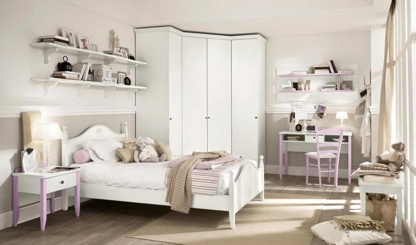 Благодаря разнообразию вариантов можно приобрести угловой шкаф подходящий под любой интерьер