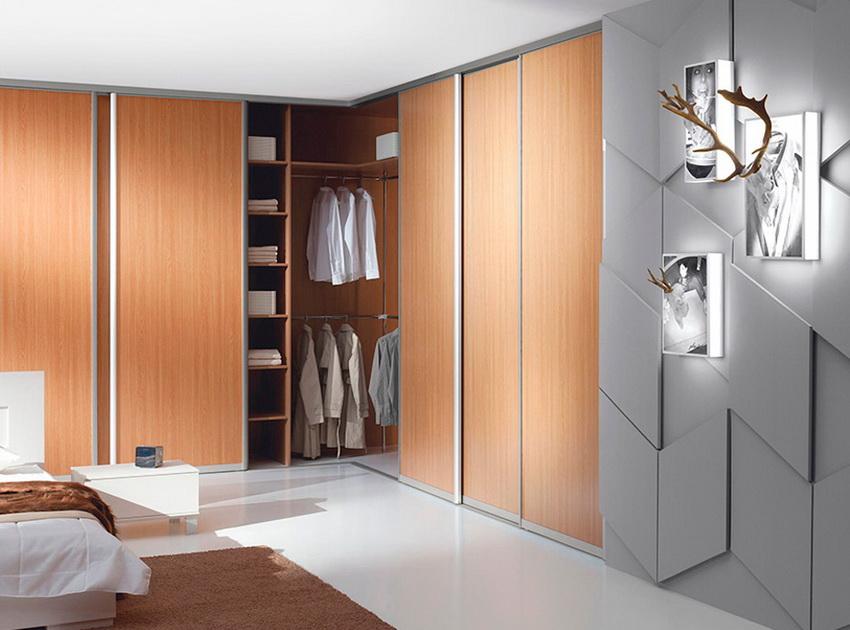 Модульные конструкции состоят как правило из нескольких шкафчиков