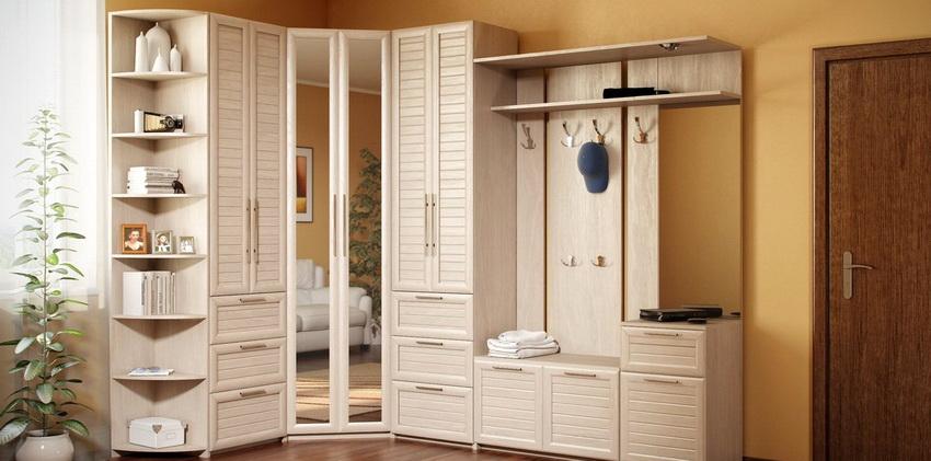 Угловые шкафы ИКЕА - это эталон соответствия стиля, цены и качества