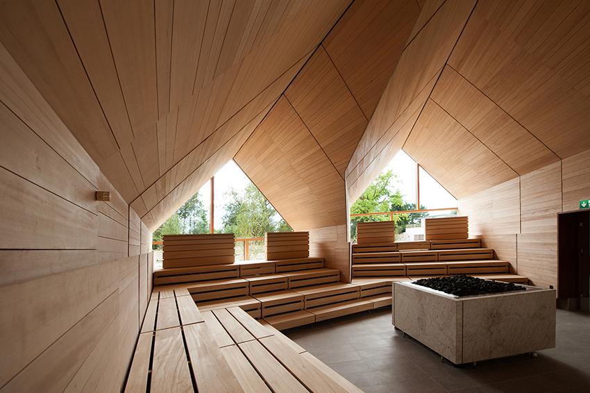 В помещении 4х6 можно разместить парилку, помывочную и комнату отдыха