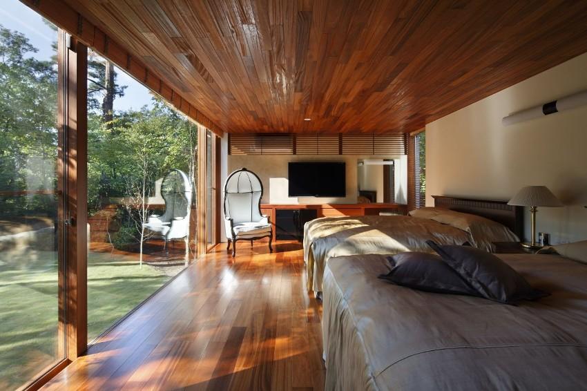Шпон может имитировать внешний вид любой ценной породы дерева, в зависимости от предпочтений каждого