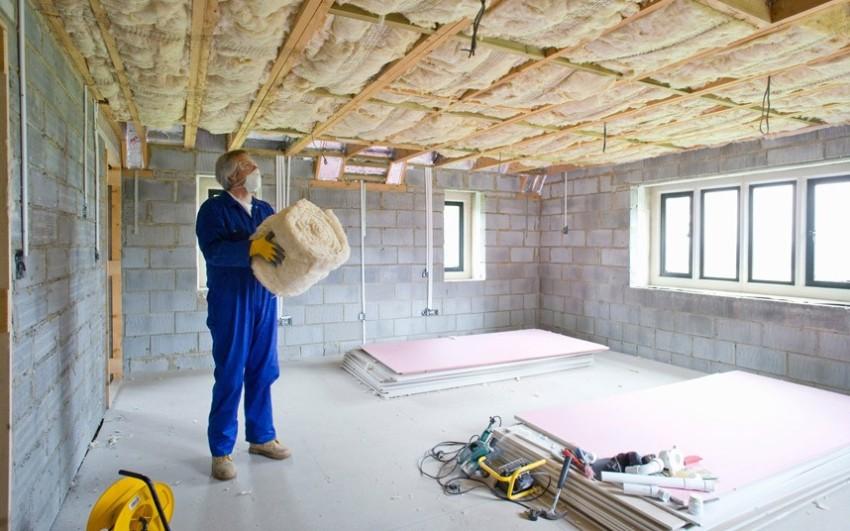 В зависимости от эксплуатационных условий крыши и выбирается материал для тепловой изоляции