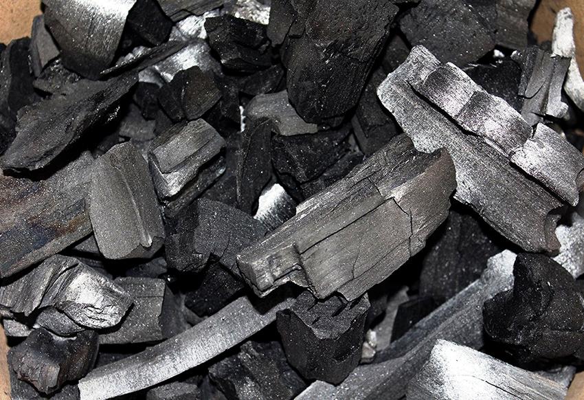 Для изготовления фильтра своими руками понадобиться древесный уголь