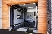 Грамотное оформление интерьера позволит сделать гараж стильным и удобным
