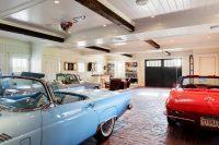 Если нет возможности приобрести новую мебель для гаража, то можно воспользоваться старой