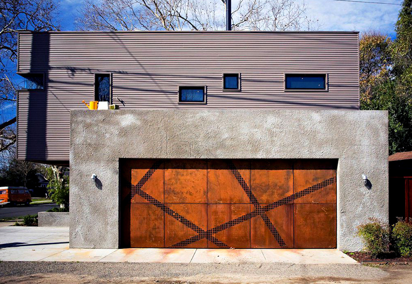 Пенобетонные гаражи долговечные, огнестойкие и хорошо удерживают тепло