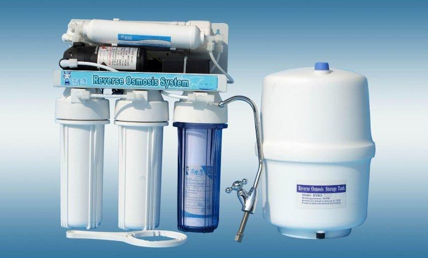 Все фильтры для скважины можно разделить на несколько категорий в зависимости от поставленной задачи