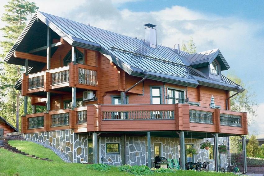 Обустройство цокольного этажа требует тщательного подхода и поэтому стоимость всей постройки увеличивается