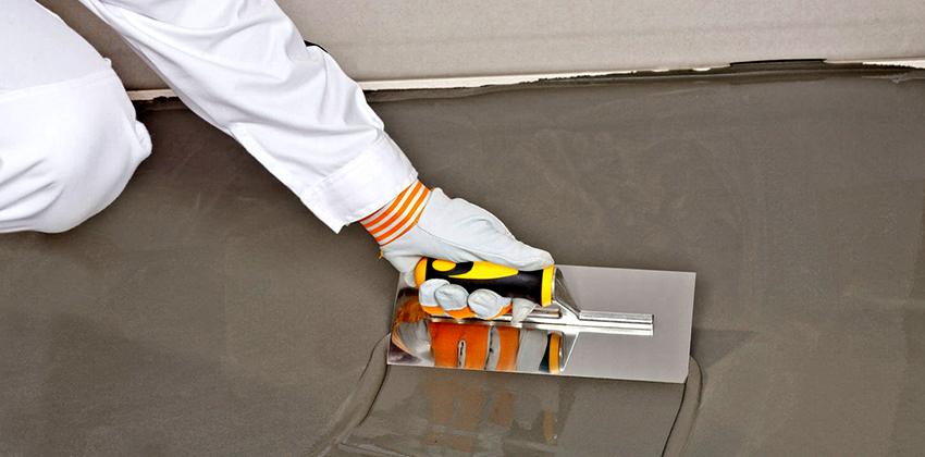 Чаще всего проникающая гидроизоляция применяется в случае реконструкции здания или помещения