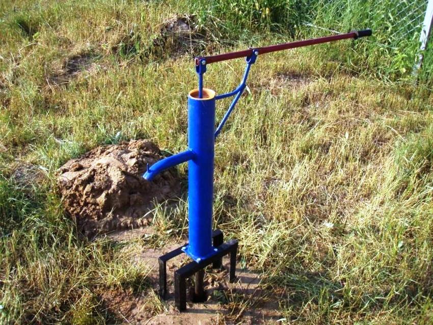 При грамотном оборудовании, абиссинский колодец способен снабжать чистой водой на протяжении долгих лет