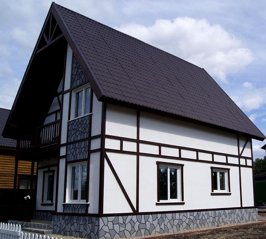 Стоимость дома из СМЛ плит будет варьироваться от 6000 до 25000 рублей за м²