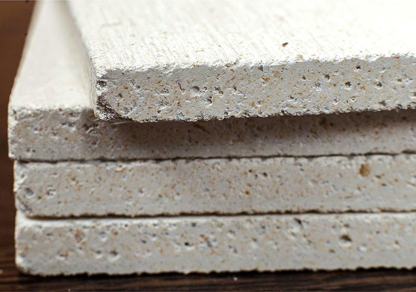 Стекломагнезитовые плиты удобны в работе, отличаются хорошими характеристиками и невысокой стоимостью