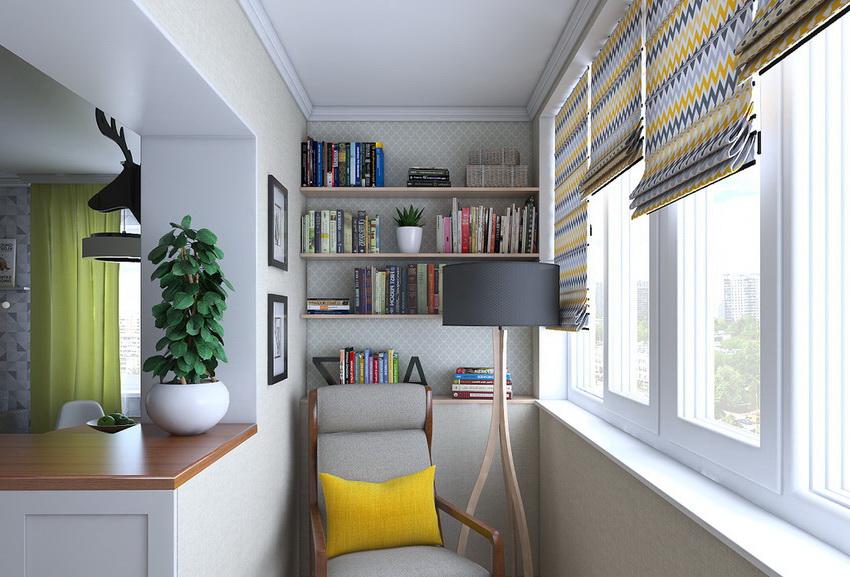 Производители предлагают большое разнообразие конструкций жалюзи для балкона