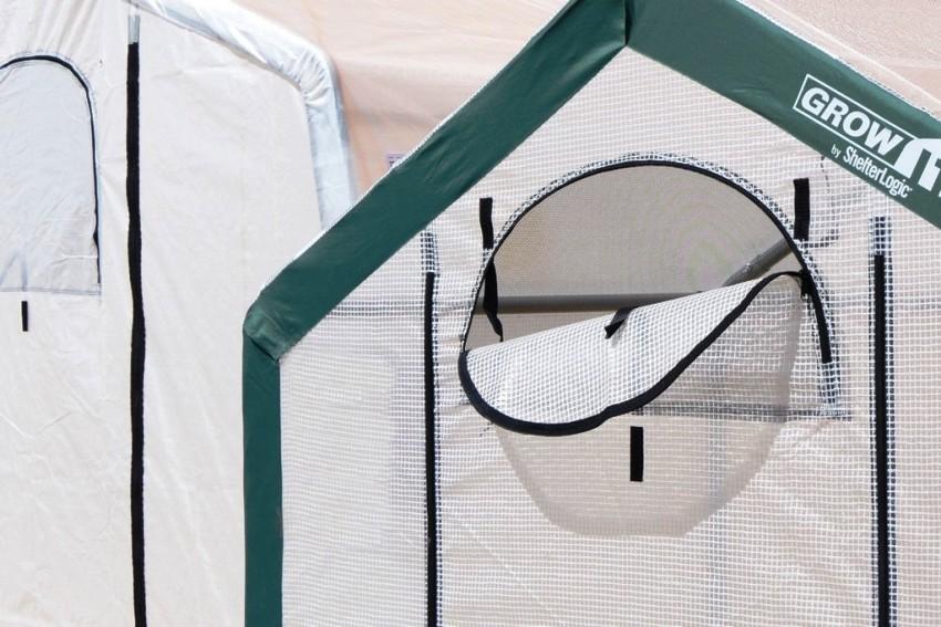 Для создания теплиц показатель плотности пленки должен находиться в диапазоне от 120 до 1200 г/м²
