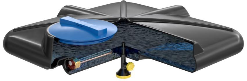 Баки с подогревом без терморегулятора прогревают воду комбинированным способом, в том числе и под влиянием солнечных лучей